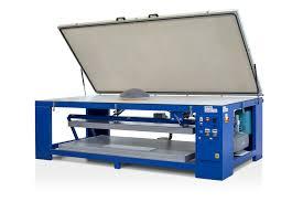 solid surface tvg vacuum press artex