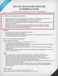 Resume Skill Samples How to Write a Summary of Qualifications Resume Companion 31