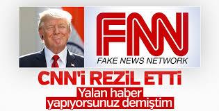 Trump'ın CNN zaferi