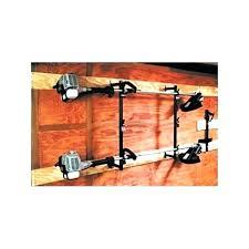 weedeater hangers hangers hangers wall mount snap in trimmer rack 3 trimmers weed wacker hanger hangers