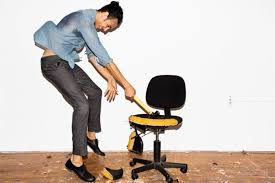 kill your desk chair and start standing