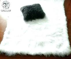 faux fur rug medium size of posh sheepskin sheepskins with mongolian sheep s hot faux fur sheepskin rugs