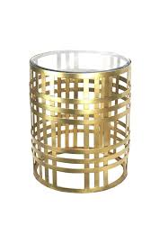 round glass accent table gilded cage end table gilded iron glass top accent table round avery