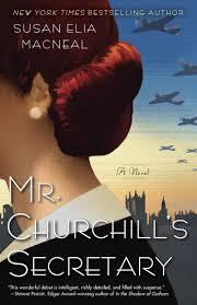 Amazon.com: Mr. Churchill's Secretary: A Maggie Hope Mystery ...