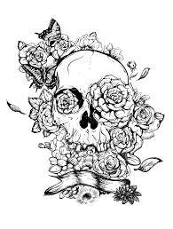 Tatuaggi 40491 Tatuaggi Disegni Da Colorare Per Adulti