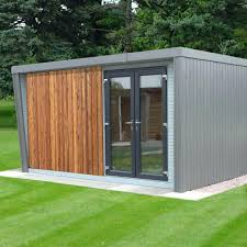 small garden office shed.  shed office design modern garden rooms uk and small shed