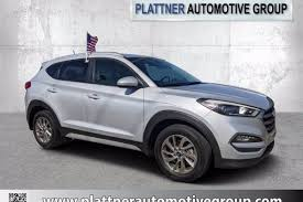 For 2017, hyundai has updated the sport's interior with the nicer materials previously relegated to the limited, but the se's inner trappings are lined with lots of hard plastic trim. Used 2017 Hyundai Tucson For Sale Near Me Edmunds