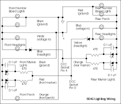 aristo sd45 tips sd45 headlight schematic