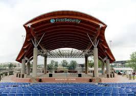 First Security Amphitheater Little Rock