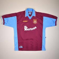 West ham united 1900 to 1999. West Ham Classic Football Shirts Vintage Sports Fashion