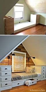 Small Upstairs Loft Decorating Ideas Con 48 Stunning Cozy Bedroom Storage  Ideas For Small Space Bedroom ...