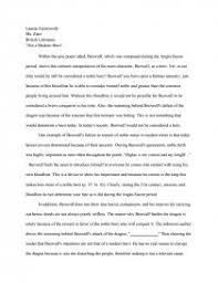 beowulf not a modern hero essay zoom zoom zoom