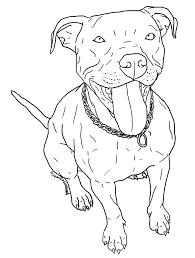 12 Pics Of Pitbull Coloring Pages Free - Pit Bull Puppy Coloring ...