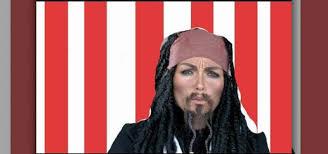 how to do capn jack sparrow s makeup from pirates of the caribbean makeup wonderhowto