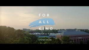 unc chapel hill essay feedback for all kind the campaign for carolina youtube