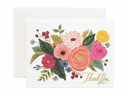 Tarjeta Agradecimiento