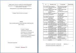 Преддипломный отчет по практике в судебных приставах Отчет о врачебной производственной практике