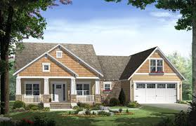 Our Most Popular Budget Friendly House Plans   DFD House PlansThis country craftsman style house is one of our most popular because of it    s smooth layout and efficient use of space  This plan features front and rear