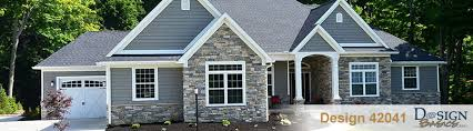one story exterior house design. Ranch House Plans One Story Exterior Design W