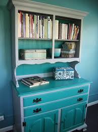 dining room hutch. Annie Sloan Chalk Paint, Upcycle, Sewing Room Furniture Dining Hutch