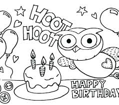 Happy Birthday Coloring Sheets Happy Birthday Mickey Mouse Coloring