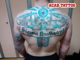 Tetování S Fotbalovou Tématikou 4díl