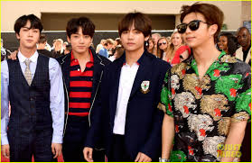 4087247 J-hope At 2018 Carpet Suga Bts Monster Photo Pictures 2018 Hit Just Awards Rap The Jungkook V Jared Jin Bts Jimin Music Billboard Awards