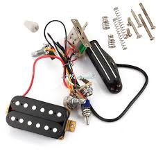 guitar wiring harness annavernon aliexpress com new circuit wiring harness w humbucker pickup