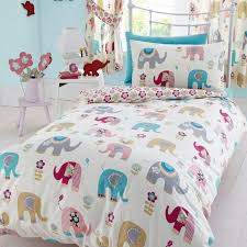 jumbo elephant bedding available in single double amp