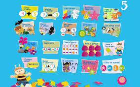 Reconoce los números del 1 al 10. 20 Juegos Digitales Interactivos Para Educacion Infantil 5 Anos Material De Aprendizaje Online Tea Online Logo App