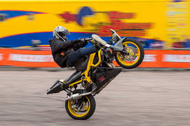 death defying british stunt bike championships race rock n ride