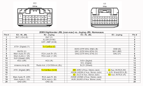 toyota jbl wiring diagram toyota wiring diagrams online