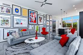 every space needs a touch of wall art image via house homes palm