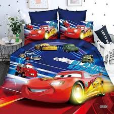 disney pixar cars bed linen set