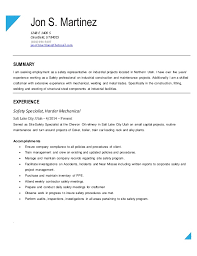 tradesman resumes writing a tradesman resume