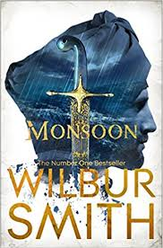 monsoon the courtneys amazon co uk wilbur smith 9781447221678 books