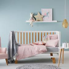 adairs kids sa star cot quilted