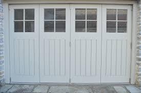 folding garage doorsGallery of bespoke bifolding wooden garage doors  Bespoke