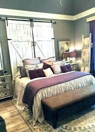 rustic room divider headboard diy bedroom accessories decoration small ideas
