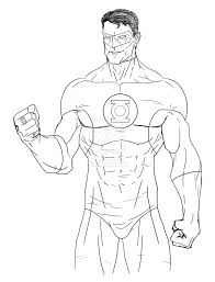 Small Picture green lantern coloring page 100 images green lantern for