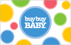 bed bath beyond gift cards can also be used at baby