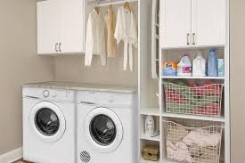 Mixed laundry room