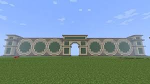 minecraft gate design. Beautiful Design City Gates In Minecraft Gate Design