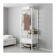 bedroom wardrobe closet. Exellent Wardrobe ELVARLI Shelf Unit White With Bedroom Wardrobe Closet