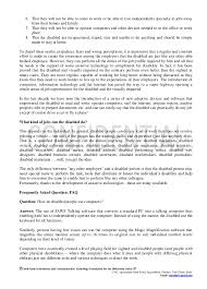 TNICTFDA Employment of Persons with Disabilities - Manual For Corpora…
