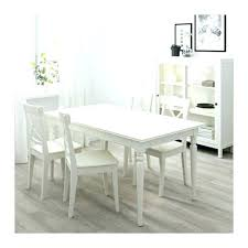 white round dining table and chairs set extendable modern kitchen74 table