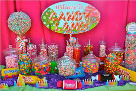 candyland sweet 16 decorations. Fine Sweet Candyland Themed Sweet 16 Inside Decorations D