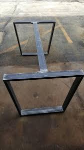 metal industrial furniture. Dva Metal Diy Industrial Furniture Pinterest Metals Tables Inside Dining Table Legs Decorating