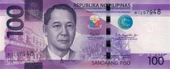 Philippine one hundred peso note - Wikipedia