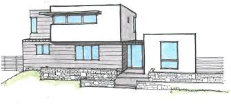 architecture house sketch. Wonderful Sketch 2165x976 Modern Home Palo Alto California Alexa Schloh Architect On Architecture House Sketch T